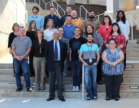 IET Department Photo