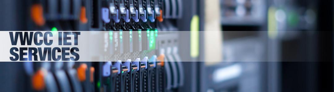 VWCC IET Services Logo