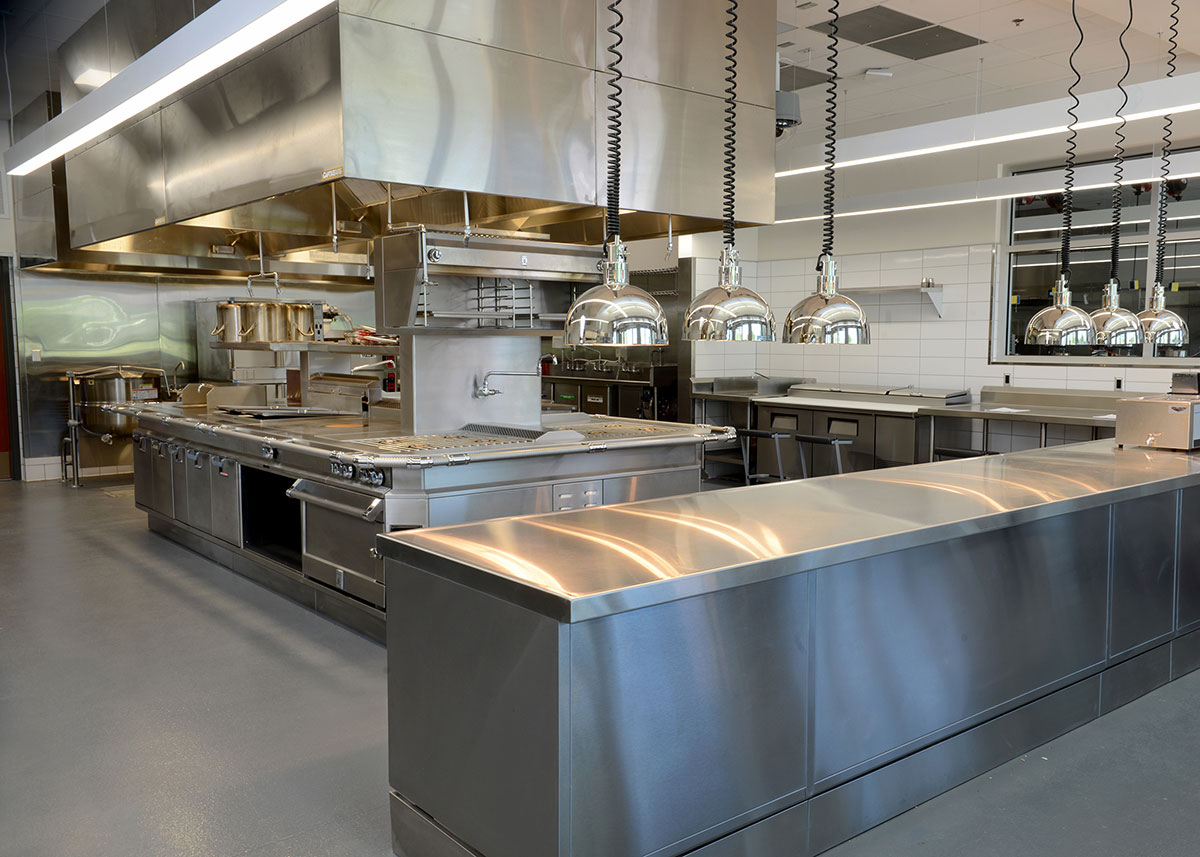 Claude Moore Kitchen - Workspaces