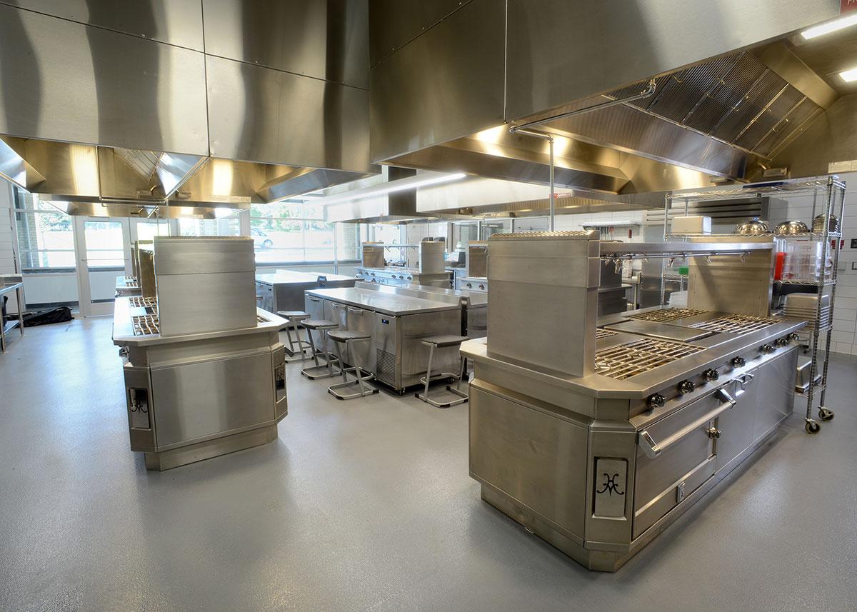 Claude Moore Kitchen