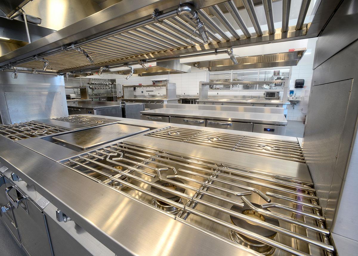 Claude Moore Kitchen - Stovetops