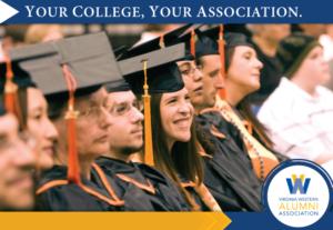 VWCC Students at graduation