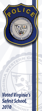 VWCC Campus Police Banner