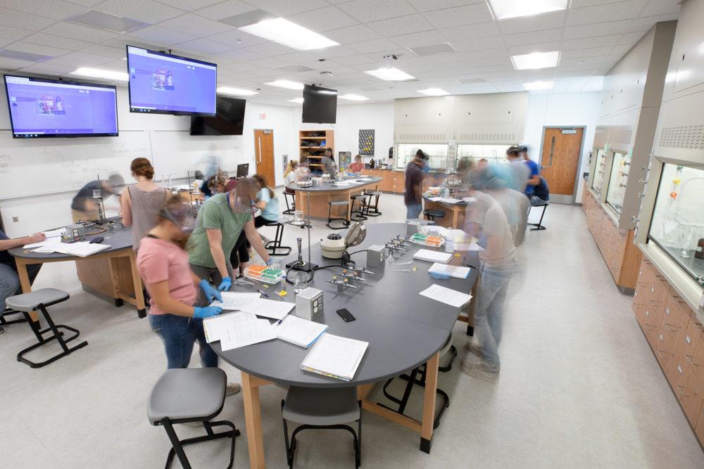 STEM Building Lab