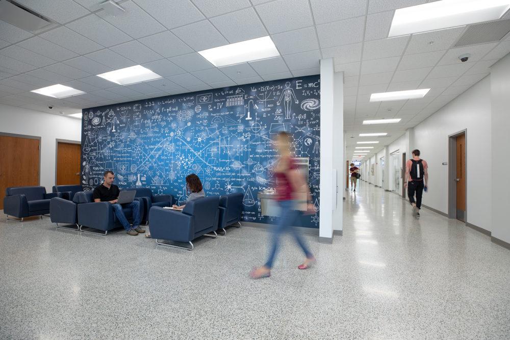 Loft in STEM Building