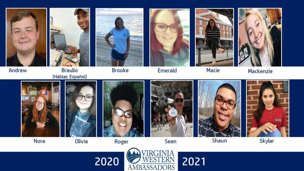 Student Ambassadors 2020-2021